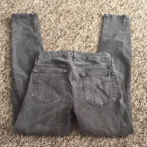 "Joe's Jeans Jeans - Authentic Joes Jeans ""the skinny"" fit - W24"